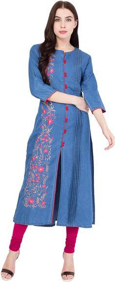 #kurties  #kurtiesdesign  #kurtiespettern  #kurtiesindian  #kurtiescoldsholderkurties  #kurtiespakistani  #kurtiesplazzo  #kurtiesindowestern  #kurtieswithjeans  #kurtieswithjacket  #kurtiestops  #kurtiesneckless  #shortkurties  #longkurties  #kurtieswithpant  #kurtieslinen Denim Kurti, Victorian, Disney Princess, Dresses, Fashion, Vestidos, Moda, Fashion Styles, Dress
