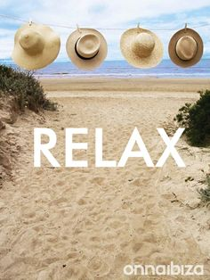 Siempre es bueno hacer alguna cosa relajante antes de tomar una decisión importante en la vida. #Ibiza #Fashion @Onna Ibiza