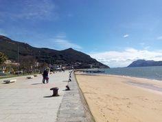 Un bonito día para dar un paseo por #Santoña y disfrutar de sus paisajes.  #santoñateespera #turismosantoña