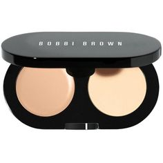 Bobbi Brown Creamy Concealer Kit ($38) ❤ liked on Polyvore featuring beauty products, makeup, face makeup, concealer, beauty, make, bobbi brown cosmetics, creamy concealer and craft kits