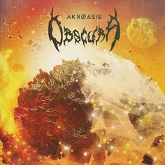 DAY ON A SCREEN: OBSCURA - AKROASIS (official video)