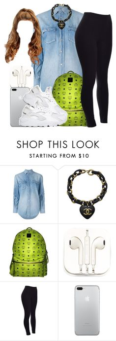 """""""Dedicated To My Sissy!"""" by polyvoreitems5 ❤ liked on Polyvore featuring Yves Saint Laurent, Chanel, MCM, PhunkeeTree and NIKE"""