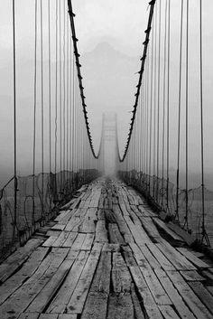 Plank Bridge , Cascille , Northern Ireland