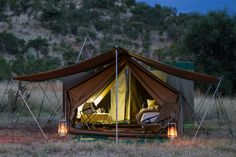 colonial tents africa - Google Search