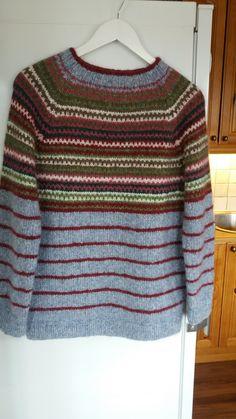 Strikka i drops air. Men Sweater, Pullover, Retro, Knitting, Sweaters, Fashion, Moda, Tricot, Fashion Styles