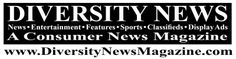 Diversity News Magazine | Breaking News | Celebrity News | Entertainment | Events | Features | Fashion | Interviews | Award Shows | Music | Movies | Politics | Sports | More