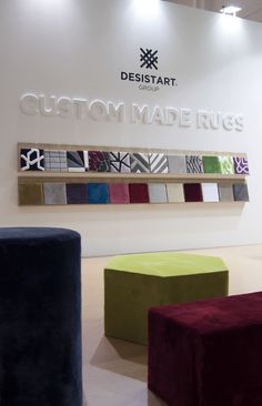 Seating with our qualities. Michael Banks, Booth Design, Frankfurt, Innovation, Rugs, Home Decor, Farmhouse Rugs, Decoration Home, Room Decor