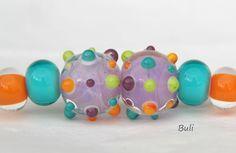 Handmade Lampwork Glass Beads Sets