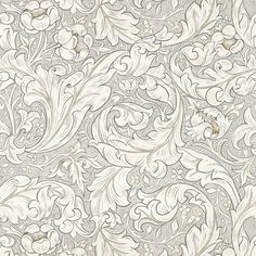 The Original Morris & Co - Arts and crafts, fabrics and wallpaper designs by William Morris & Company | Products | British/UK Fabrics and Wallpapers | Pure Bachelors Button (DMPU216050) | Pure Wallpapers