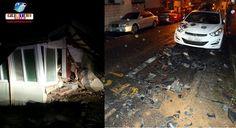Fortes terremotos atingem a Coreia do Sul; tremores foram sentidos em todo país.