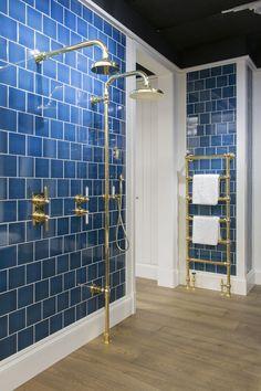 Blue Subway Tile Inspiration