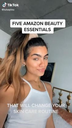 Beauty Tips For Skin, Health And Beauty Tips, Beauty Skin, Beauty Hacks, Clear Skin Tips, Skin Care Routine Steps, Amazon Beauty Products, Face Skin Care, Tips Belleza