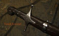Tomek Kowmal - blacksmithing.