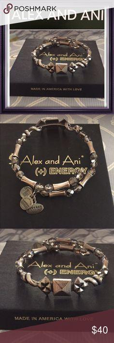 ALEX & ANI Vintage 66 Silver Bracelet ALEX & ANI VINTAGE 66 Silver Bracelet. Comes with Box Alex & Ani Jewelry Bracelets