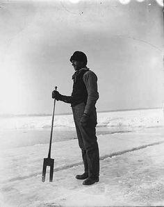 Minnetonka Ice Harvest