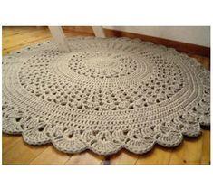 Картинки по запросу big rug crochet step by step