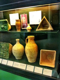 Hungarian National Museum - More Pottery   Flickr - Photo Sharing!