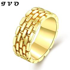 Online Shopping 3 Colors Woman Yellow Rings for Party Brithday Gift 2016 Fashion Trendy Ladies Cheap Jewelry Anel Feminino