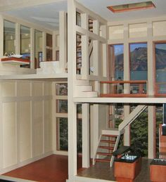 Mark Turpin's Pine Island: Architecture In Miniature