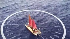 Worldwide Voyage | Ka Piko o Wākea. The canoes pass the equator on their way to Tahiti and offer gifts of cultural remembrance. The ceremony is in honor of past and future indigenous sailors.