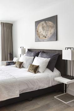 R-STYLED - Room with a view - Hoog ■ Exclusieve woon- en tuin inspiratie. - R-STYLED - Room with a view - Hoog ■ Exclusieve woon- en tuin inspiratie. Home Bedroom, Diy Bedroom Decor, Master Bedroom, Home Decor, Bedroom Ideas, Design Bedroom, Bedroom Rustic, Couple Bedroom, Trendy Bedroom