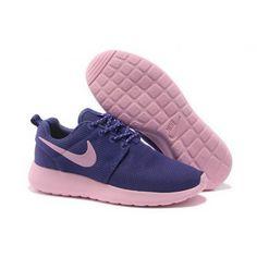 d14124d83713 Women Nike Roshe One Shoes Purple Cheap Nike Running Shoes