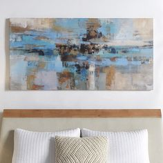 Found it at Wayfair - Painting Print on Wrapped Canvas Ashley look at this!!!!!