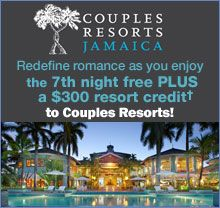 Couples Resorts located in Ocho Rios and Negril, Jamaica - all inclusive resorts for Couples Only. Perfect for honeymoon and adults only destination weddings. Great for a couples retreat or just to rekindle.