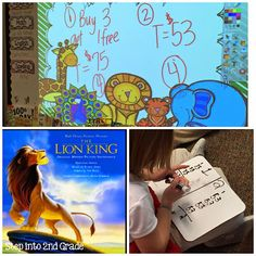 Step into 2nd Grade with Mrs. Lemons: Subtraction With Regrouping