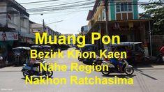 MuangPon Thailand in der Region Khon Kaen Muang Pon Urlaub in Thailand u...