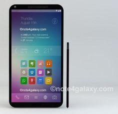 Samsung Galaxy Note 4 design raises anticipation
