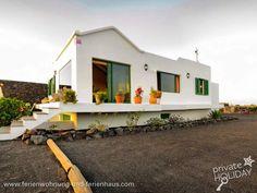 Schönes #Ferienhaus in Bioklimatische Finca in #Lanzarote