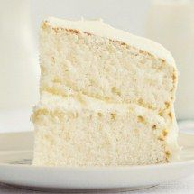 Another recipe on my quest for the ultimate white cake