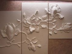 одноклассники Clay Wall Art, 3d Wall Art, Mural Art, Wall Murals, Plaster Crafts, Plaster Art, Tile Crafts, Plaster Sculpture, Wall Sculptures