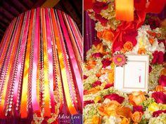 Multicultural La Jolla Wedding Indian wedding ceremony Bright