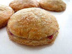 :pastry studio: Raspberry Chocolate Cream Pastries