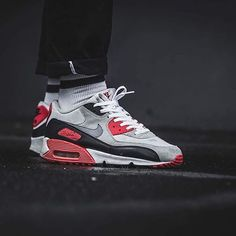 #SADP : @nikesportswear Air Max 90 #Infrared by @sixnine Use the hashtags #SADP and #SneakersAddict for a feature! # #AirMax90 #AM90 #nike #adidas #sneaker