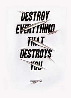 Seek and destroy.