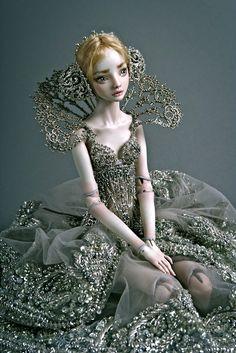 From the Enchanted Doll ... by Russian artist Marina Bychkova