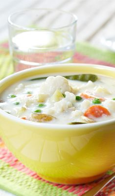 Wine Recipes, Cooking Recipes, Soup And Salad, Cheeseburger Chowder, Food Inspiration, Risotto, Nom Nom, Good Food, Food And Drink
