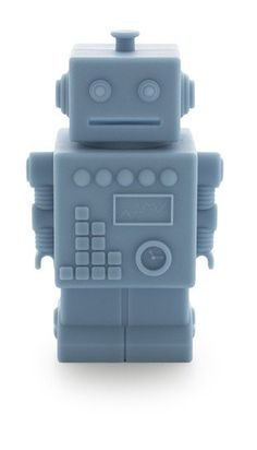 Blue Robot Money Box - KG Design