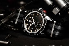 James Bond has worn an Omega Seamaster for more than 20 years. Here is every official James Bond Omega watch - including what he'll be wearing in No Time To Die Omega Seamaster 300 Spectre, Omega Seamaster James Bond, Omega Seamaster Diver 300m, Omega James Bond, James Bond Watch, New James Bond, Most Popular Watches, Best Watches For Men, Man Watches