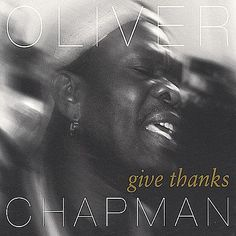 Oliver Chapman - Give Thanks, Blue