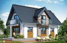 Case de vis mici cu mansarda – proiecte detaliate pentru buget redus