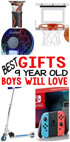 Gifts 9 Year Old Boys