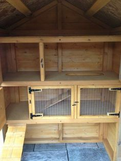 Pethutchesandmore - rabbit shed and run combi - Rabbit Hutches: Outdoor & Indoor Rabbit Hutche Models