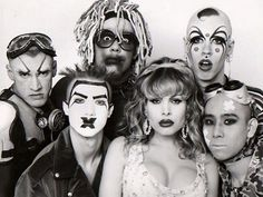 Michael Alig, Amanda Lepore, James St. James and the Original Party Monsters of the NYC Club Scene, circa 1993. Before raves, before Burning Man, there was a place in NYC called Limelight...