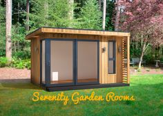 Coming soon! #Serenity #GardenRooms