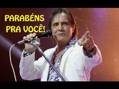 """ROBERTO CARLOS -''PARABÉNS PRA VOCÊ"""" E LINDA MENSAGEM DE """"FELIZ ANIVERSÁRIO'' - HD - YouTube"""