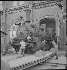 vyborg, Finland, Viborg, Central Asia, Historian, World War Two, Old Pictures, Homeland, Locomotive, Finland, Wwii